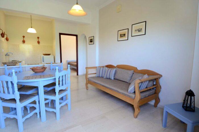 2 Bedroom apartment 1 - Golden Apartments Agios Nikolaos Crete