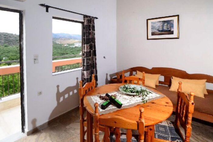 2 Bedroom apartment 26 - Golden Apartments Agios Nikolaos Crete